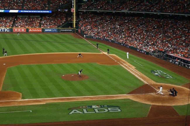 Cleveland Indians vs. Houston Astros - 10/8/18 MLB Pick, Odds, and Prediction