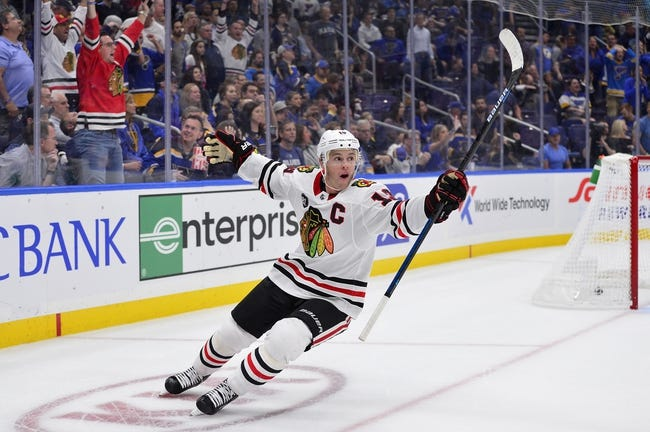 NHL | St. Louis Blues (1-1-1) at Chicago Blackhawks (2-0-2)