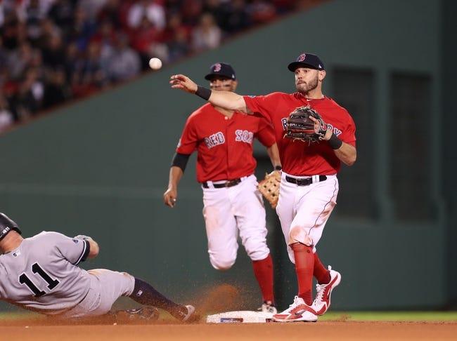 New York Yankees vs. Boston Red Sox - 10/8/18 MLB Pick, Odds, and Prediction