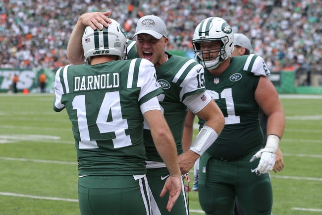 NFL | Indianapolis Colts (1-4) at New York Jets (2-3)