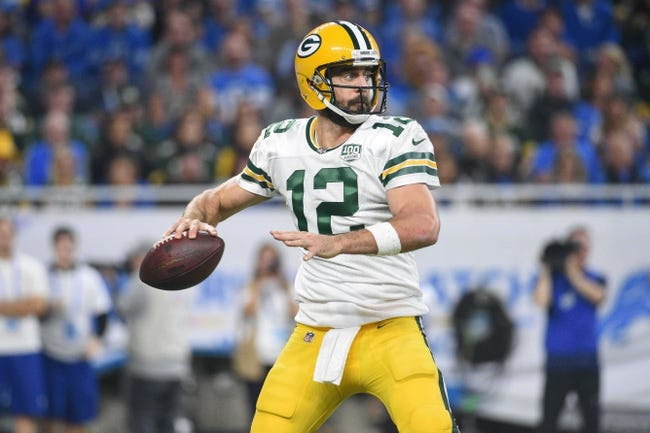 San Francisco 49ers at Green Bay Packers - 10/15/18 NFL Pick, Odds, and Prediction