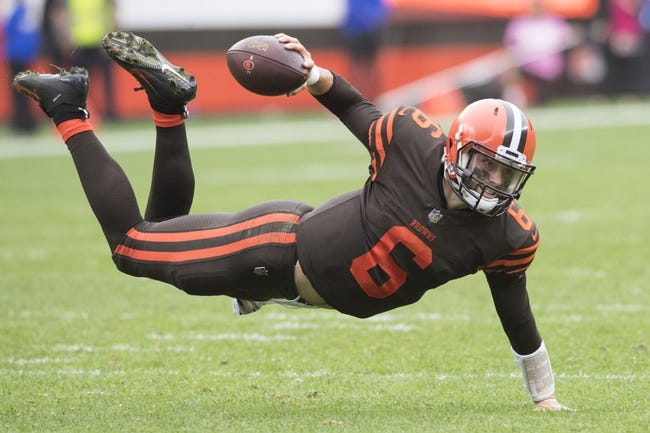 NFL | Los Angeles Chargers (3-2) at Cleveland Browns (2-2-1)