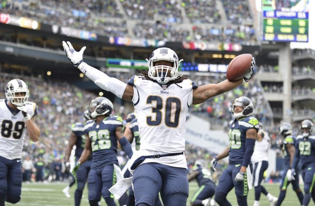 Los Angeles Rams vs. Seattle Seahawks - 11/11/18 NFL Pick, Odds, and Prediction