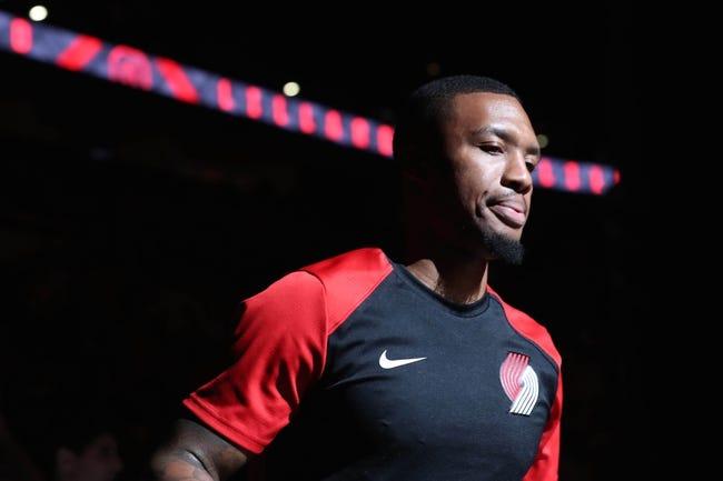 Portland Trail Blazers vs. Phoenix Suns - 10/10/18 NBA Pick, Odds, and Prediction