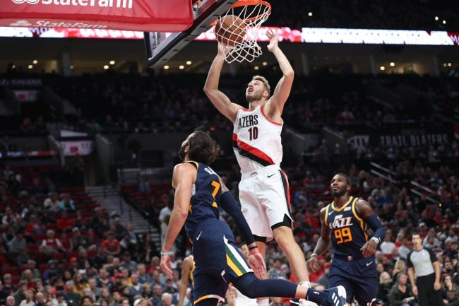 NBA | Utah Jazz (15-17) at Portland Trail Blazers (18-13)