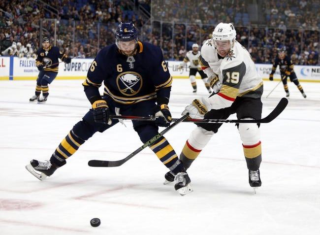 NHL | Buffalo Sabres (3-2-0) at Vegas Golden Knights (2-4-0)