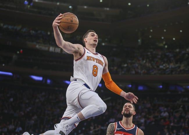New York Knicks vs. Brooklyn Nets - 10/12/18 NBA Pick, Odds, and Prediction