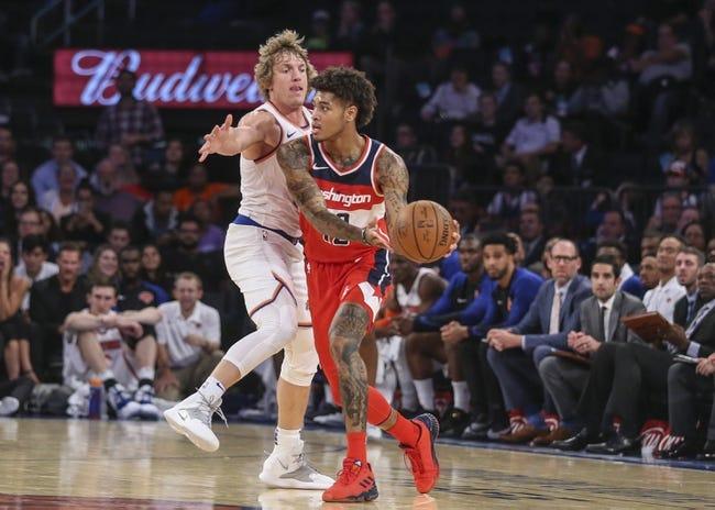 NBA | Washington Wizards at Detroit Pistons
