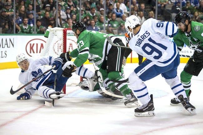 Toronto Maple Leafs vs. Dallas Stars - 11/1/18 NHL Pick, Odds, and Prediction