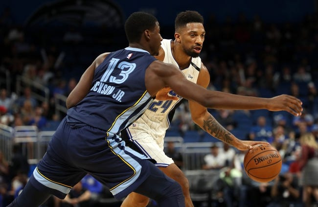 NBA | Orlando Magic at Memphis Grizzlies