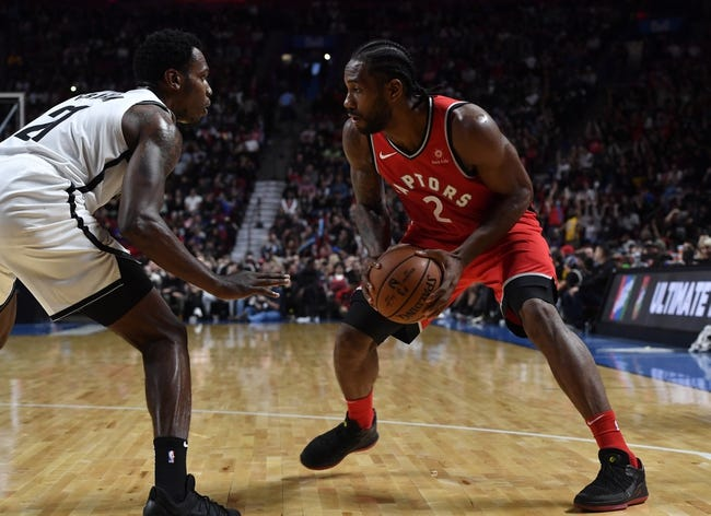 Brooklyn Nets vs. Toronto Raptors - 12/7/18 NBA Pick, Odds, and Prediction