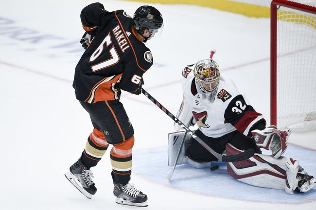 NHL | Anaheim Ducks at Arizona Coyotes