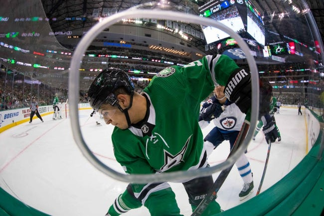 NHL | Dallas Stars at Winnipeg Jets
