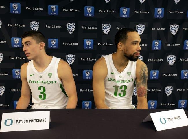 Oregon vs. Portland State - 11/6/18 College Basketball Pick, Odds, and Prediction