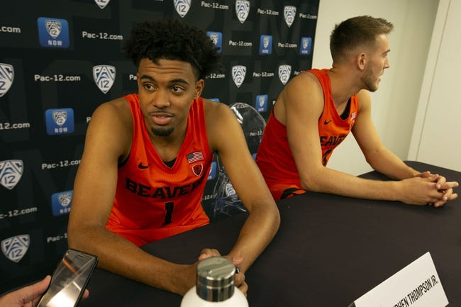 Oregon State vs. UC Riverside - 11/6/18 College Basketball Pick, Odds, and Prediction