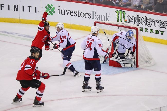 Washington Capitals vs. New Jersey Devils - 11/30/18 NHL Pick, Odds, and Prediction