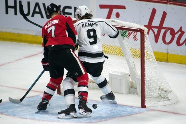 NHL | Ottawa Senators at Los Angeles Kings