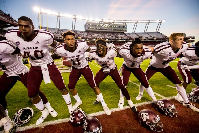 Mississippi State vs. Texas A&M - 10/27/18 College Football Pick, Odds, and Prediction