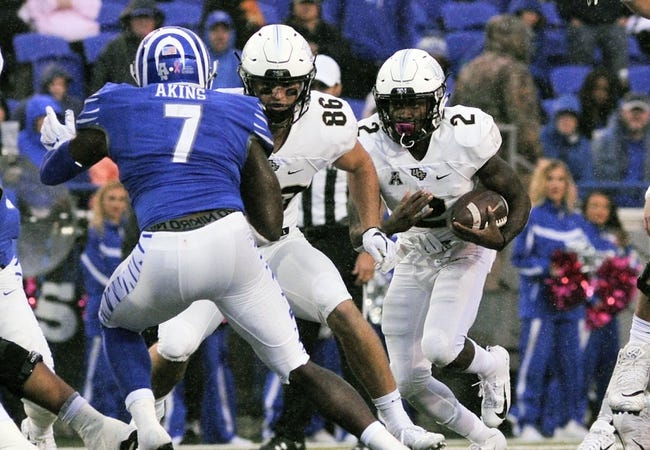 UCF vs. Memphis - 12/1/18 College Football Pick, Odds, and Prediction