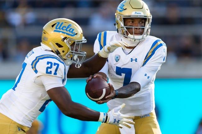 UCLA vs. Arizona - 10/20/18 College Football Pick, Odds, and Prediction