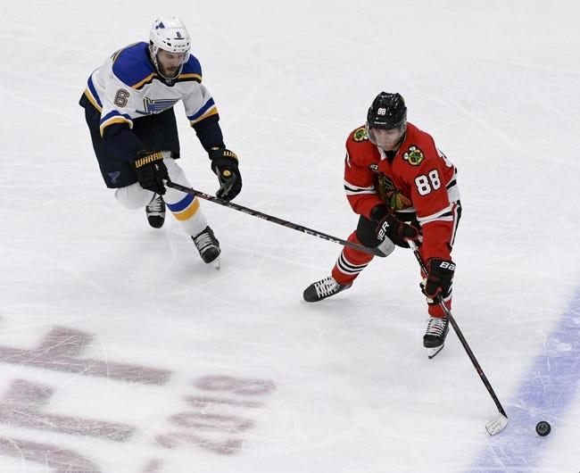 St. Louis Blues vs. Chicago Blackhawks - 10/27/18 NHL Pick, Odds, and Prediction