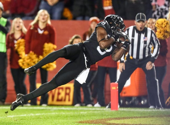 Iowa State vs. Texas Tech - 10/27/18 College Football Pick, Odds, and Prediction