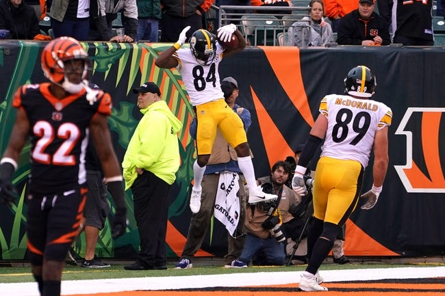 NFL | Cincinnati Bengals (6-9) at Pittsburgh Steelers (8-6-1)