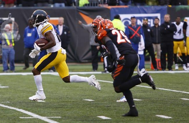 NFL | Cincinnati Bengals (6-9) at Pittsburgh Steelers (8-6-1)