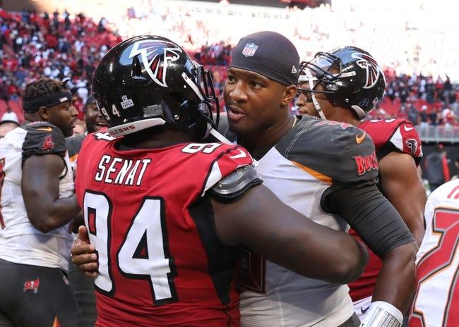NFL   Atlanta Falcons (6-9) at Tampa Bay Buccaneers (5-10)