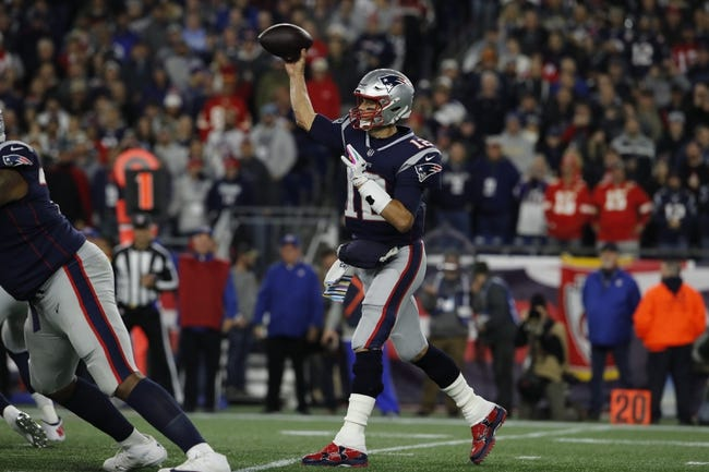 Chicago Bears vs. New England Patriots - 10/21/18 NFL Pick, Odds, and Prediction