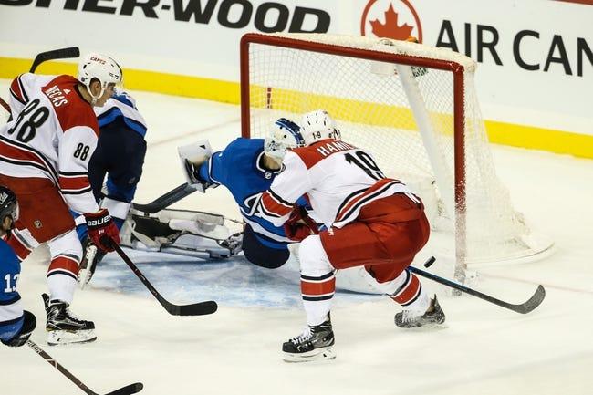 NHL | Winnipeg Jets at Carolina Hurricanes