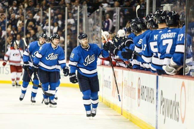 Winnipeg Jets vs. Edmonton Oilers - 10/16/18 NHL Pick, Odds, and Prediction