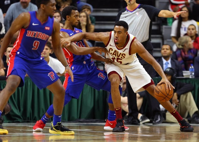 NBA | Cleveland Cavaliers (0-4) at Detroit Pistons (3-0)