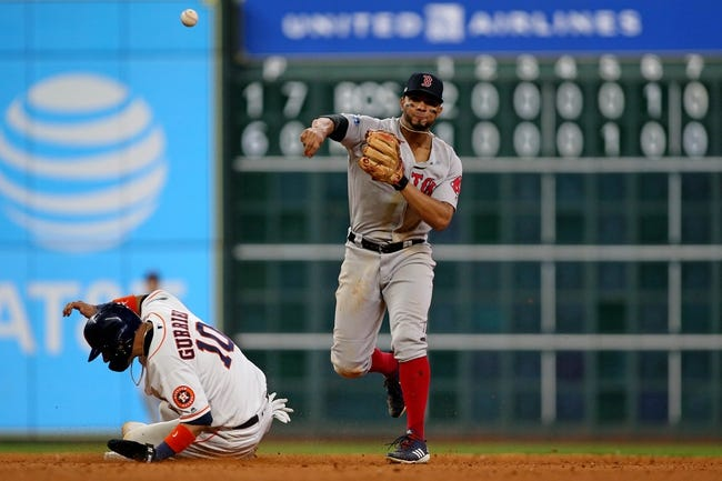 MLB | Boston Red Sox (112-56) at Houston Astros (107-60)