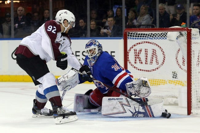 NHL | Colorado Avalanche - New York Rangers