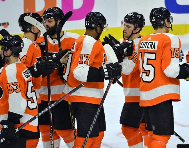 Philadelphia Flyers vs. Florida Panthers - 11/13/18 NHL Pick, Odds, and Prediction