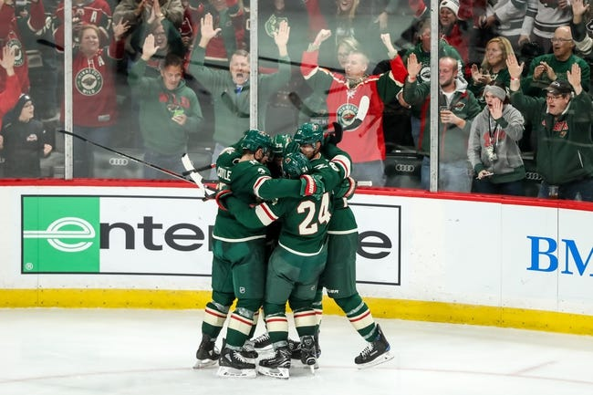 Minnesota Wild vs. Arizona Coyotes - 11/27/18 NHL Pick, Odds, and Prediction