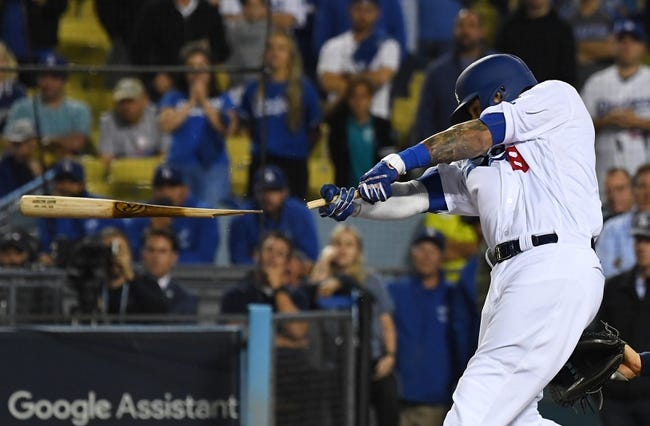 MLB | Milwaukee Brewers (101-68) at Los Angeles Dodgers (96-74)
