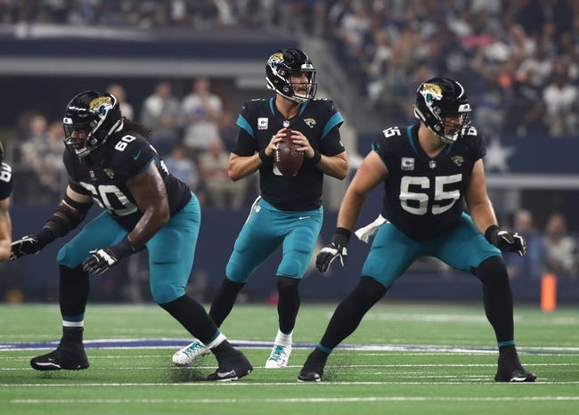 Houston Texans at Jacksonville Jaguars - 10/21/18 NFL Pick, Odds, and Prediction
