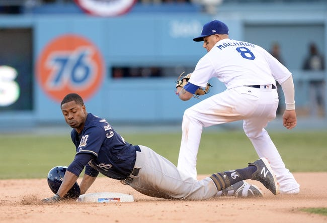 MLB | Los Angeles Dodgers (98-74) at Milwaukee Brewers (101-70)