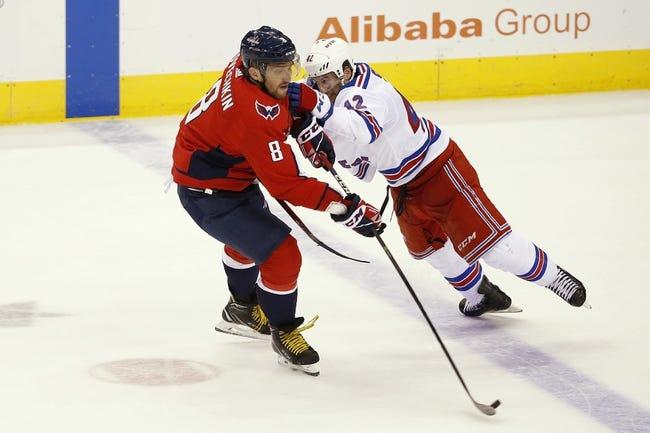 28a040ea0e3 New York Rangers vs. Washington Capitals - 11 24 18 NHL Pick