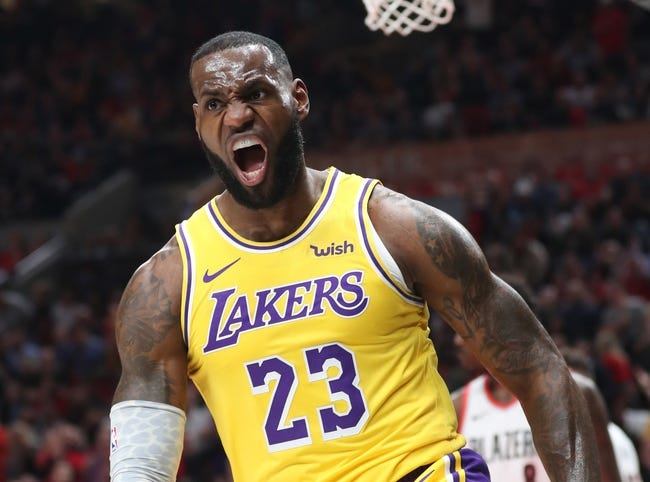 Los Angeles Lakers vs. Houston Rockets - 10/20/18 NBA Pick, Odds, and Prediction