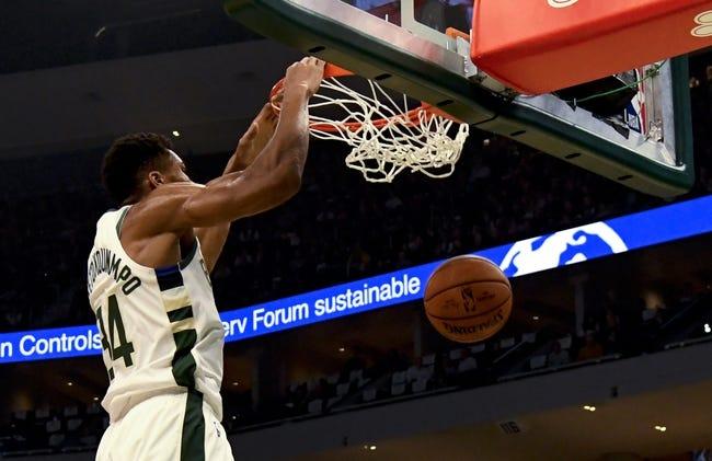 Milwaukee Bucks vs. Philadelphia 76ers - 10/24/18 NBA Pick, Odds, and Prediction