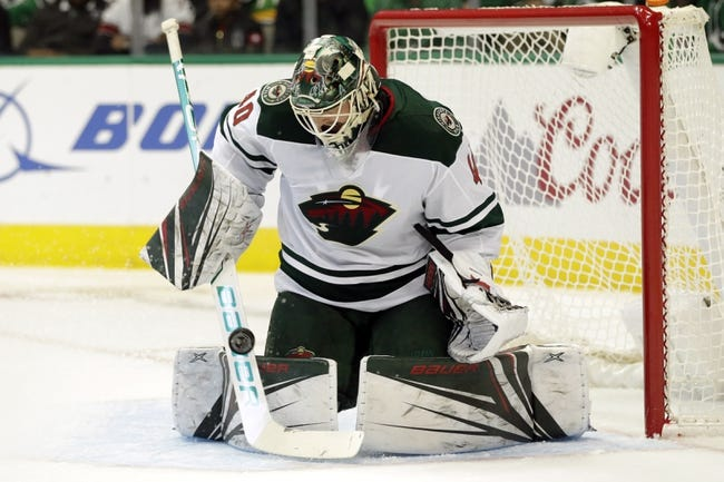 NHL | Dallas Stars (17-15-3) at Minnesota Wild (17-15-2)