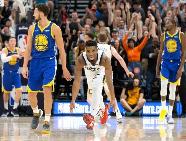 NBA | Golden State Warriors (21-10) at Utah Jazz (14-17)