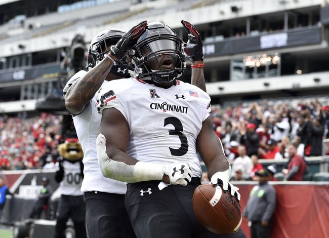 CFB | USF Bulls (7-2) at Cincinnati Bearcats (8-1)