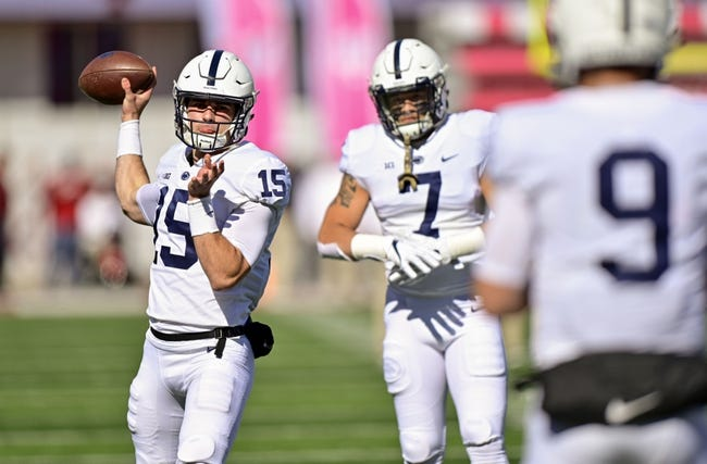 CFB | Wisconsin Badgers (6-3) at Penn State Nittany Lions (6-3)