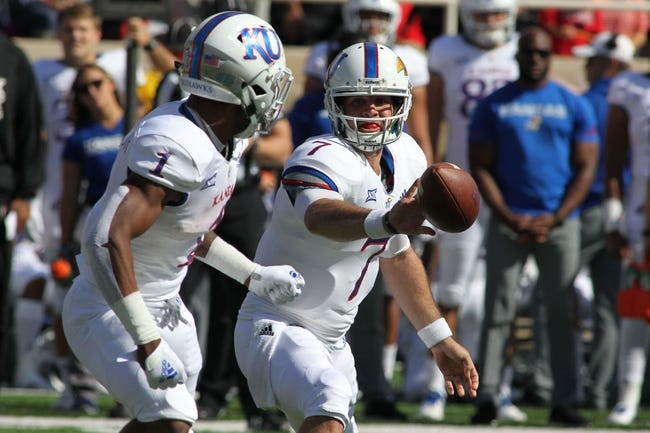 Kansas vs. Iowa State - 11/3/18 College Football Pick, Odds, and Prediction
