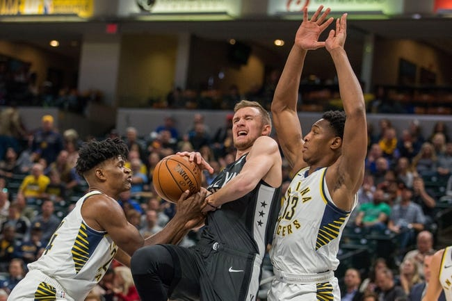 NBA | Indiana Pacers (20-12) at Brooklyn Nets (15-18)