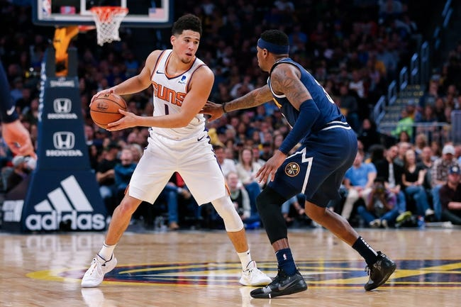 NBA   Denver Nuggets (22-11) at Phoenix Suns (9-27)